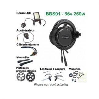 Kit électrique pour VAE